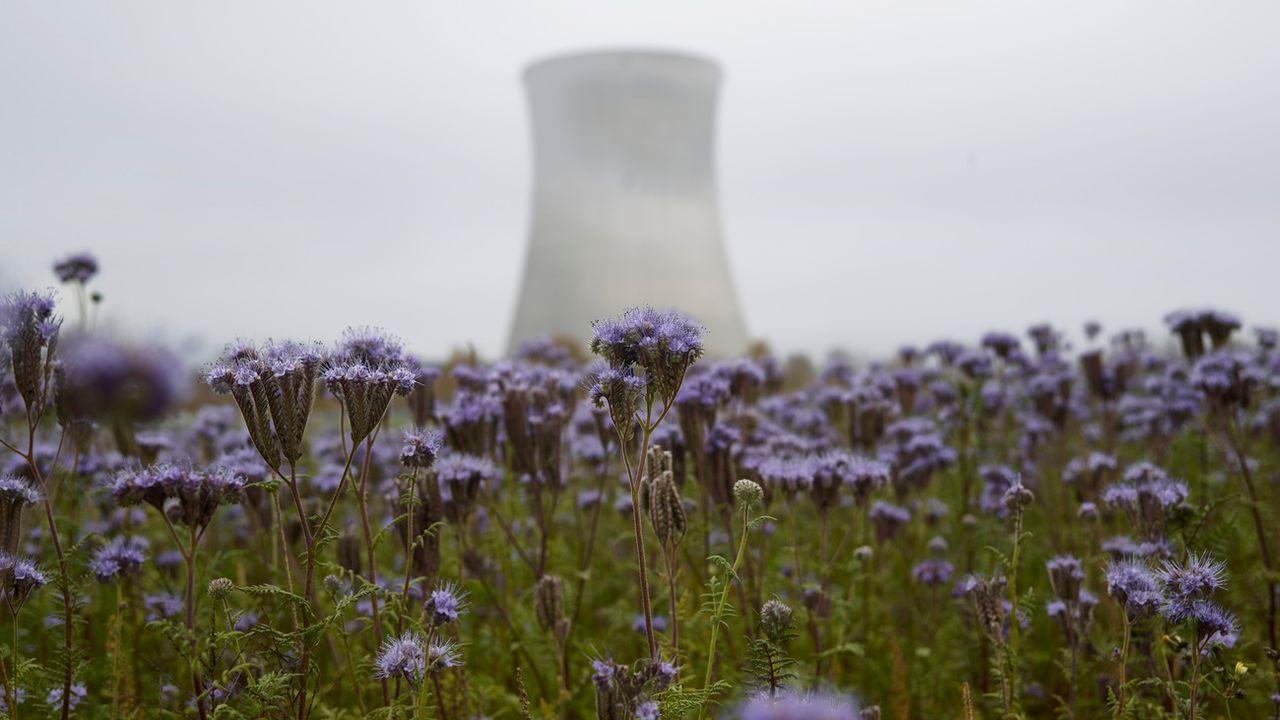 La construction de nouvelle centrale nucléaire sera interdite avec la Stratégie énergétique 2050. [Christian Beutler - Keystone]