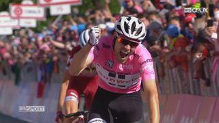 Cyclisme - Giro: Tom Dumoulin fait une démonstration de force dans cette 14e étape [RTS]