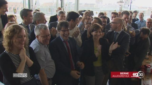 Loi sur l'énergie: une victoire électrisante pour ses partisans [RTS]
