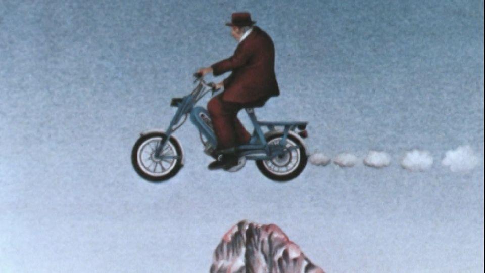 L'affiche du film Les Petites Fugues d'Yves Yersin. [RTS]
