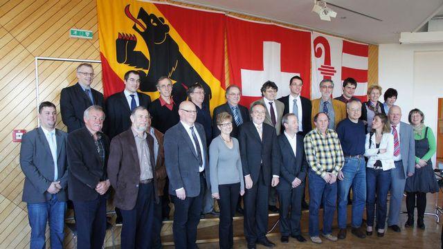 L'Assemblée interjurassienne a été créée il y a 23 ans (ici une photo en mars 2011). [Gaël Klein - RTS]