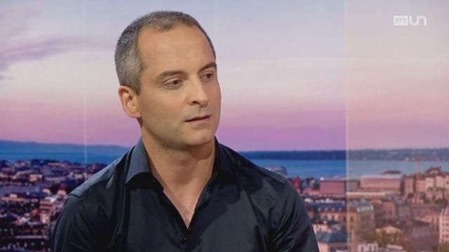 Interview: Juan Poy, compagnon d'Adeline [RTS]