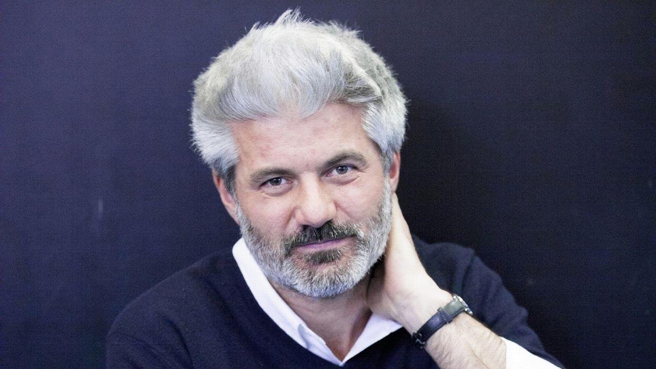 Laurent Gaudé [RTS/Leonardo Cendamo]
