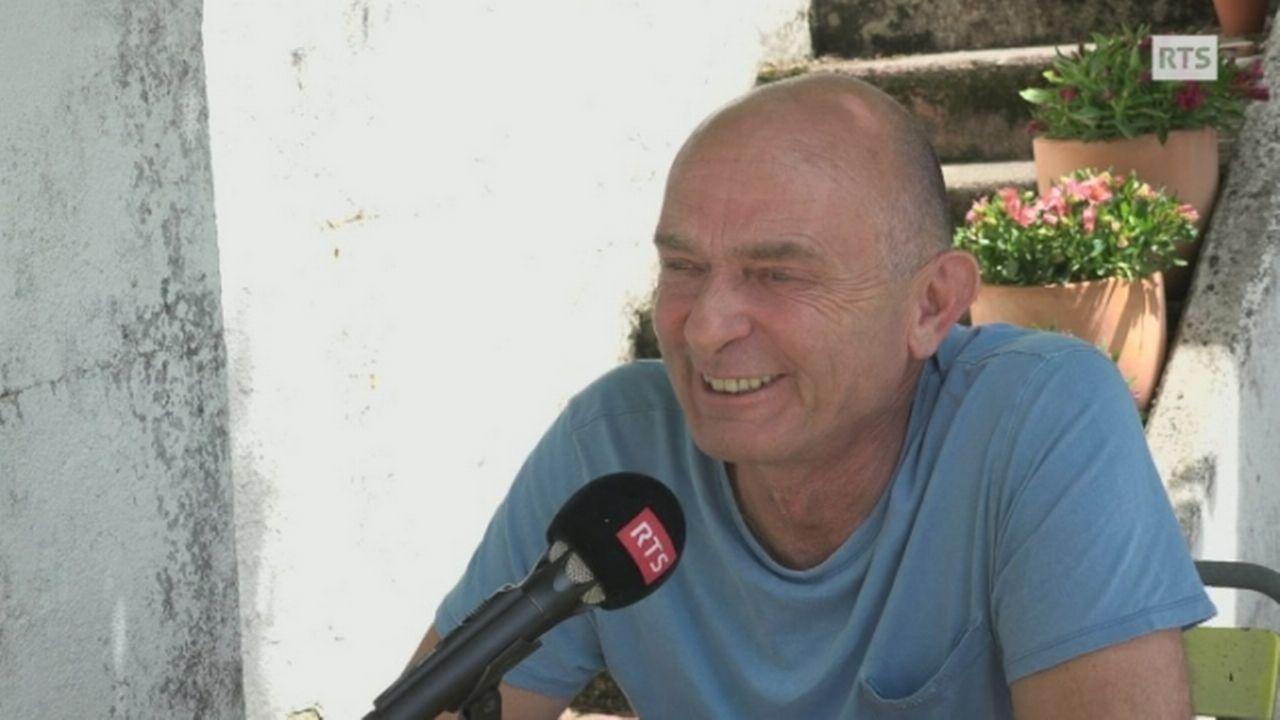 Le grand entretien du dimanche avec Toto Morand candidat au Conseil d'Etat vaudois du Parti de rien [RTS]