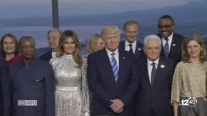 G7 à Taormina: Donald Trump en désaccord sur les questions climatiques et commerciales