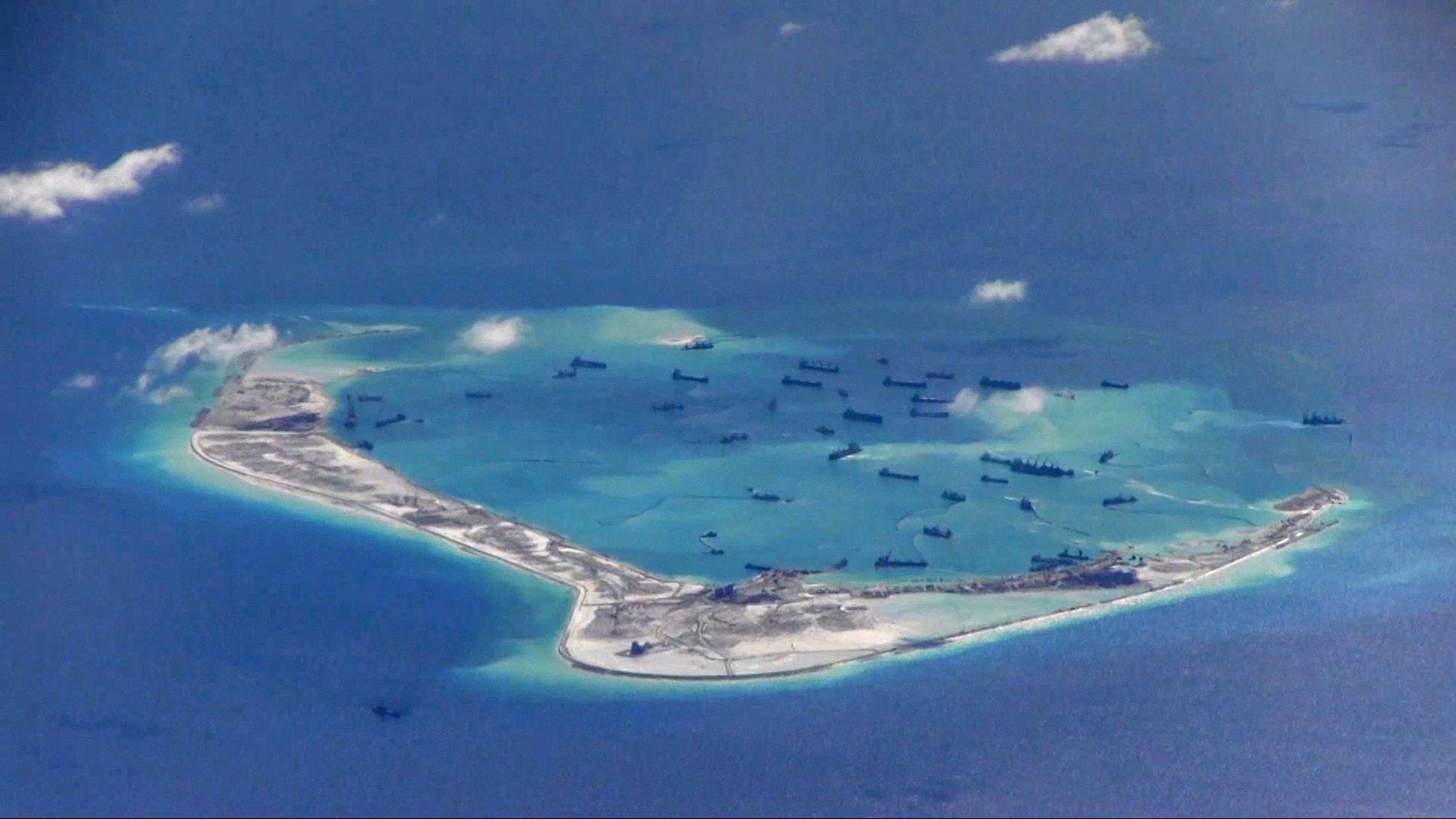 Pékin déplore le communiqué du G7 sur les litiges maritimes