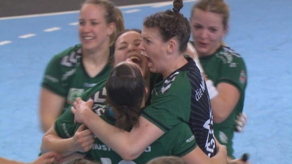 Playoffs, match 3: Brühl - Zoug 39-24 / RTS Sport Bonus / 01:37 / le 28 mai 2017