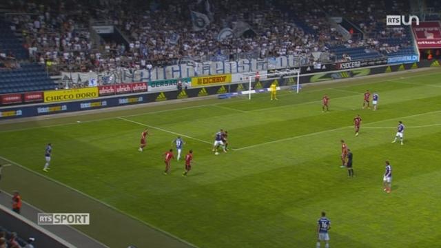 Football- Super League: Lucerne bute sur Vaduz (2-2) + tableaux [RTS]