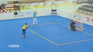 Rink-hockey: Montreux devient champion de Suisse en battant Genève [RTS]