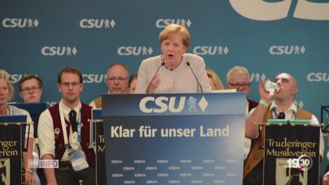 Après le G7: défiance sans précédent entre Berlin et Washington [RTS]