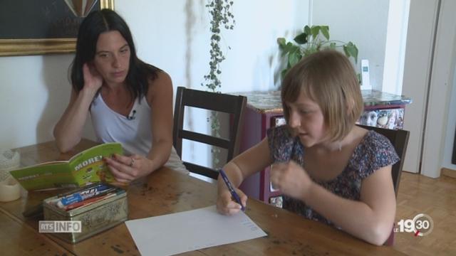 Le stress progresse chez les enfants [RTS]