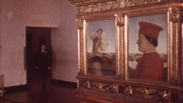 Les oeuvres d'art et les Antiquités en Italie victimes de pillage dans les années 70. [RTS]