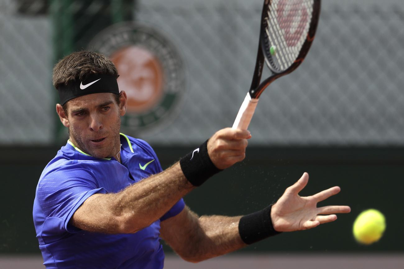 Roland-Garros : Almagro abandonne en pleurs face à Del Potro