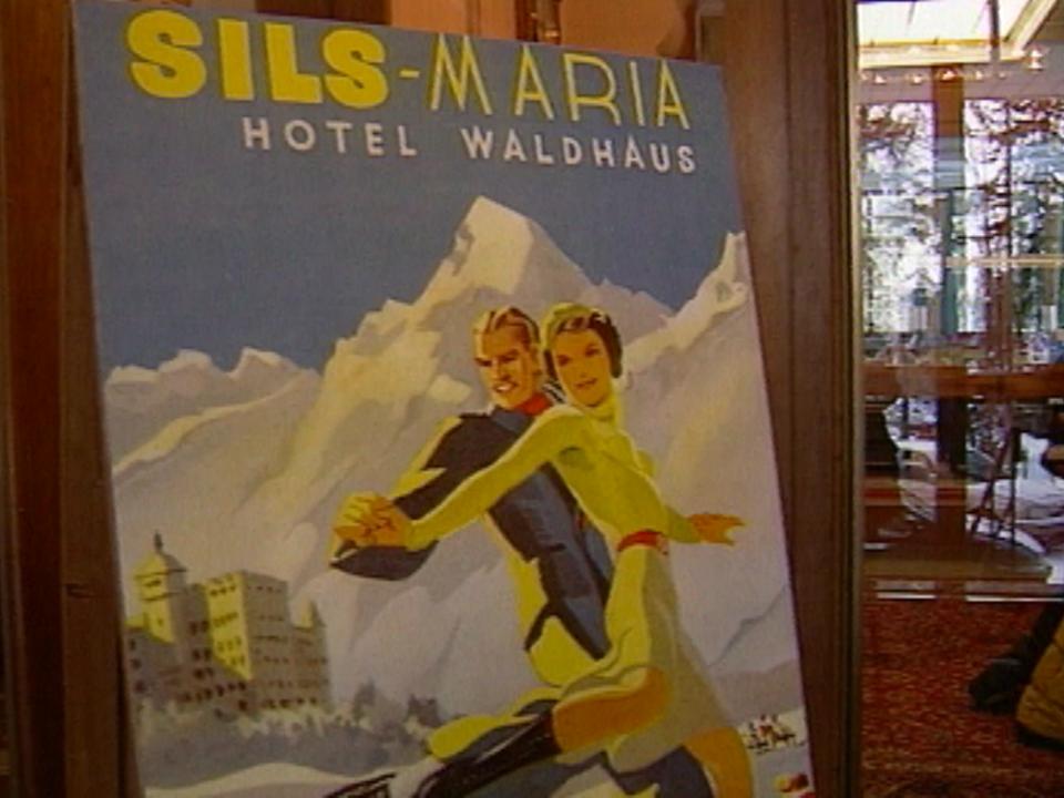 L'hôtel Waldhaus [RTS]