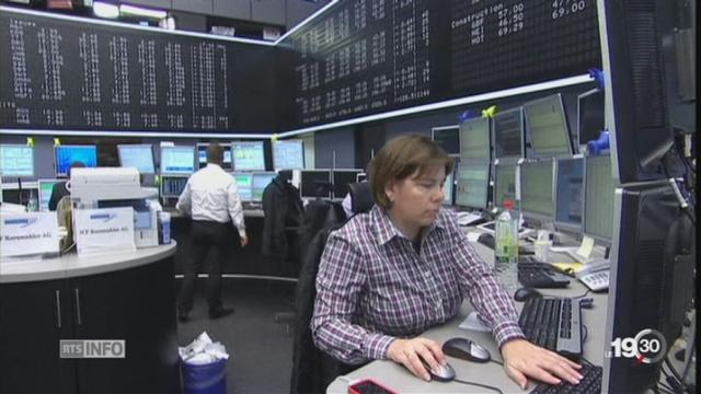 Economie: l'Europe a résisté aux chocs, à présent, elle rebondit [RTS]
