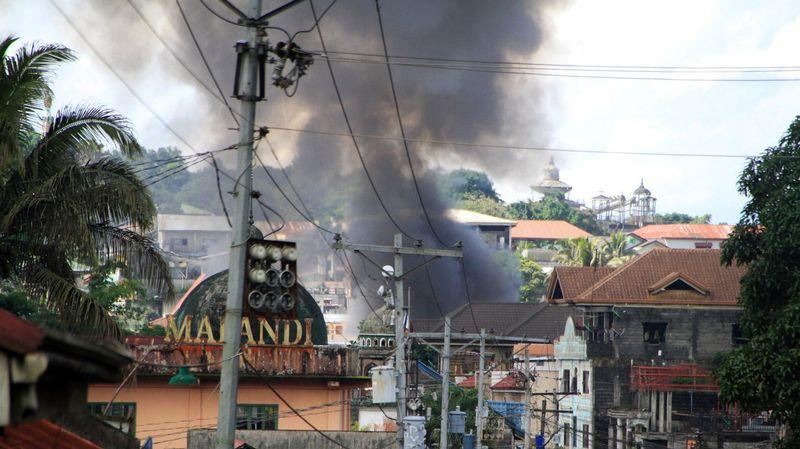 En lutte contre l'EI, l'armée philippine tue par erreur dix ...