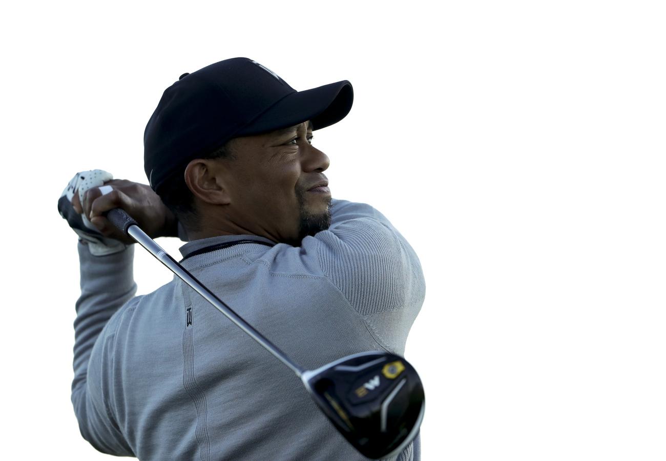 Nouvelle vidéo de l'arrestation de Tiger Woods — USA