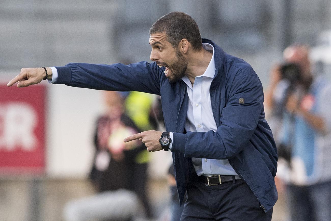 Fabio Celestini ne quitte pas le Lausanne-Sport