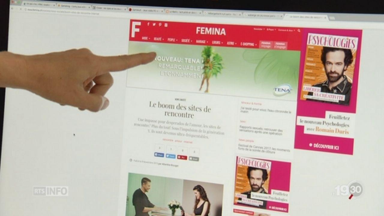 Les internautes en ont ras-le-bol de la publicité en ligne [RTS]