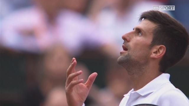 Roland-Garros, 3e tour: Schwartzman (ARG) – Djokovic (SRB) 7-5 3-6 6-3 1-6 [RTS]