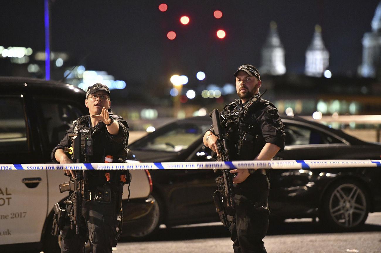 Le fil des événements — Attentat de Londres