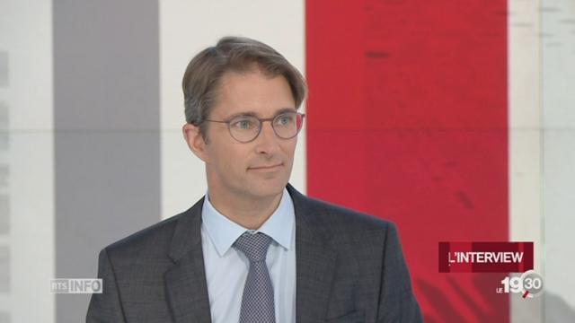 Rencontre avec le Dr Raphaël Heinzer, spécialiste du sommeil [RTS]