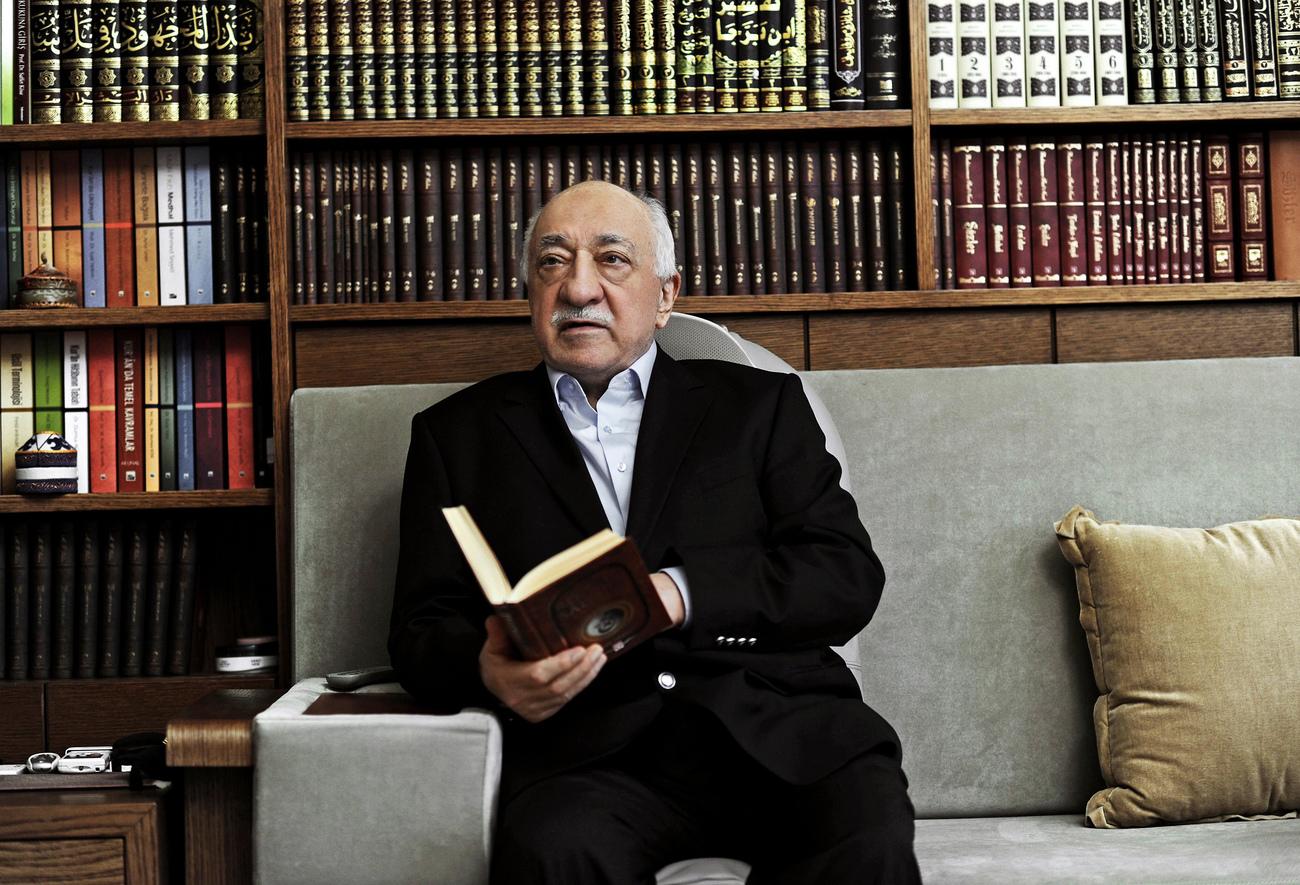 Le responsable d'Amnesty arrêté dans une opération anti-Gülen — Turquie