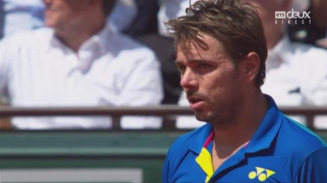 Roland-Garros, 4e tour: Wawrinka (SUI) – Monfils (FRA) 7-5 [RTS]