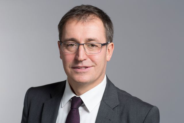 Le conseiller national UDC Roland Büchel. [Gaëtan Bally - Keystone]