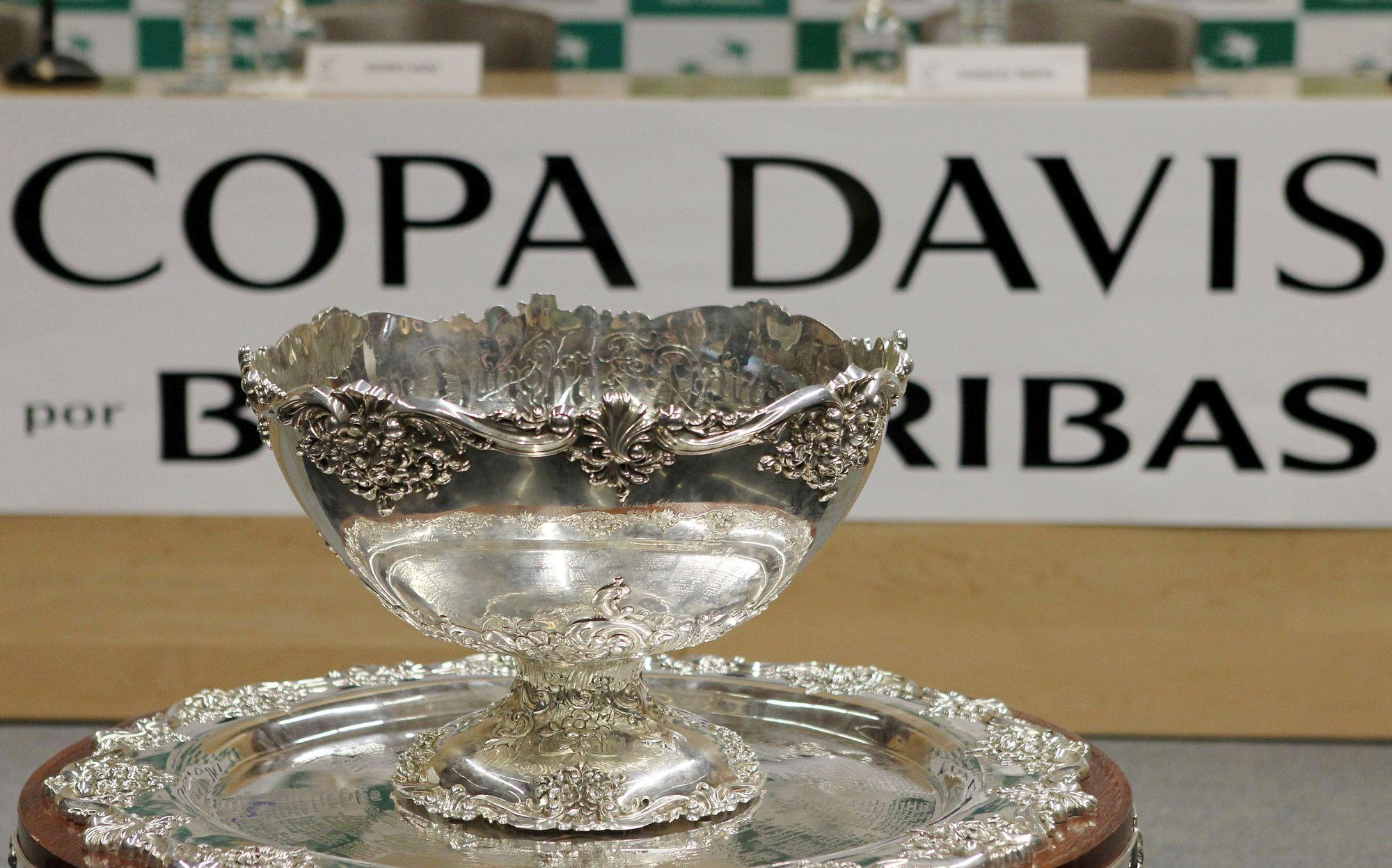 Tennis: un pas de plus vers la réforme de la Coupe Davis