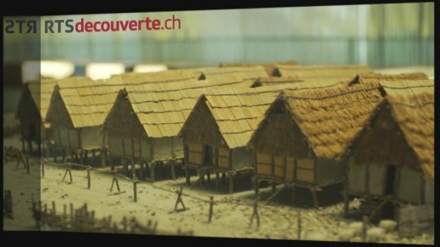 Série archéologie: Palafittes de Montbec [RTS]