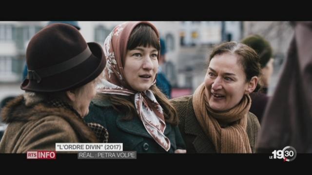 """""""L'ordre divin"""", récit du combat pour le droit de vote des femmes [RTS]"""