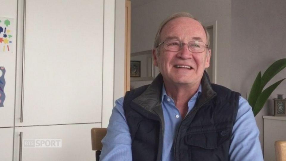 """F1: """"La relève a les dents longues"""", estime Jacques Deschenaux [RTS]"""