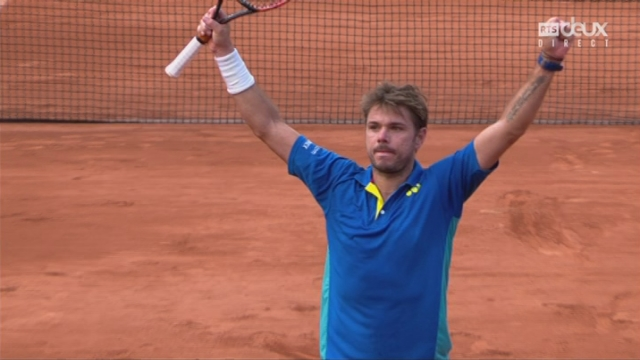 Roland-Garros, 1-4: Wawrinka (SUI) – Cilic (CRO) 6-3 6-3 6-1, victoire en 3 sets de Stan qui file en 1-2! [RTS]