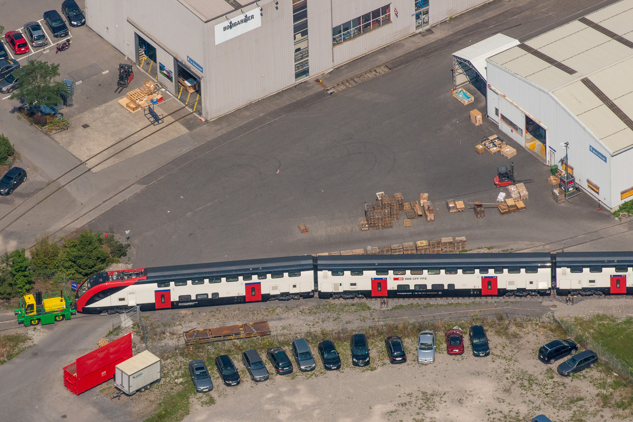 Bombardier Transport supprime 650 postes