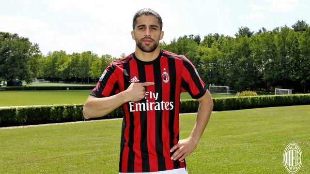 Maillot Domicile AC Milan RICARDO RODRIGUEZ