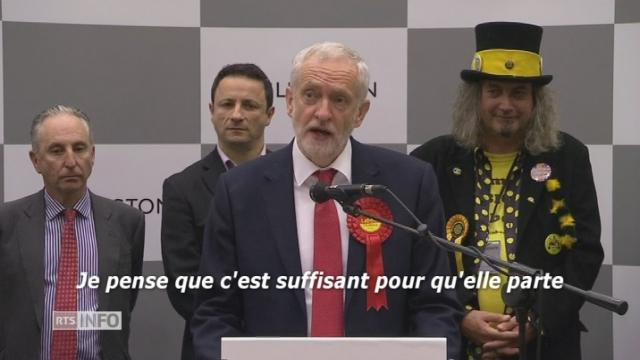 "Theresa May va former un nouveau gouvernement"""