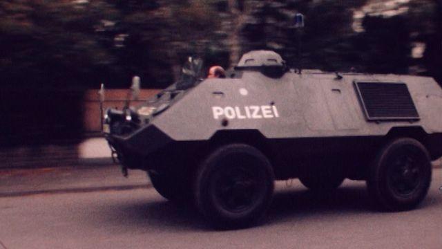 L'Allemagne face au terrorisme dans les années 70. [RTS]