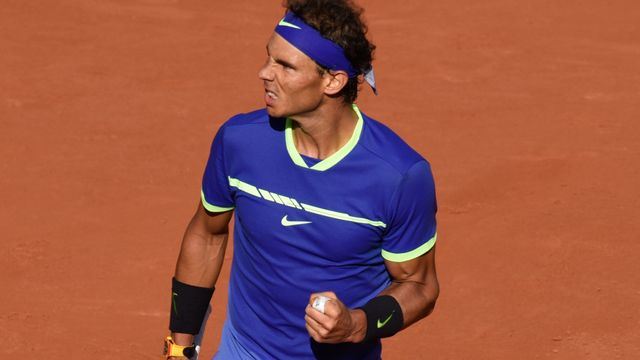Rafael Nadal arrive en finale à Roland-Garros sans avoir égaré le moindre set. [EQ]