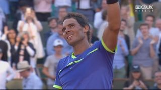 Roland-Garros, 1-2: Nadal (ESP) bat Thiem (AUT) 6-3 6-4 6-0 [RTS]