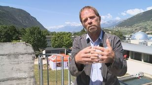 "Risques sismiques: le Valais anticipe le ""Big One"" [RTS]"