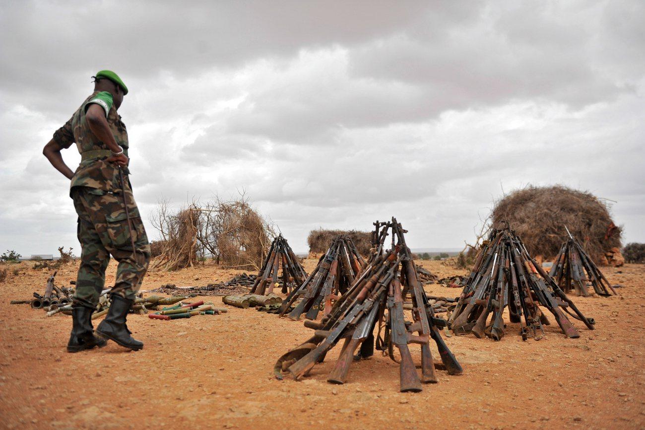 Huit combattants shebab tués par une frappe aérienne américaine (AFRICOM) — Somalie