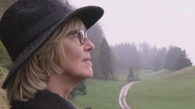 Nathalie doit la vie sauve à Swisstransplant [RTS]