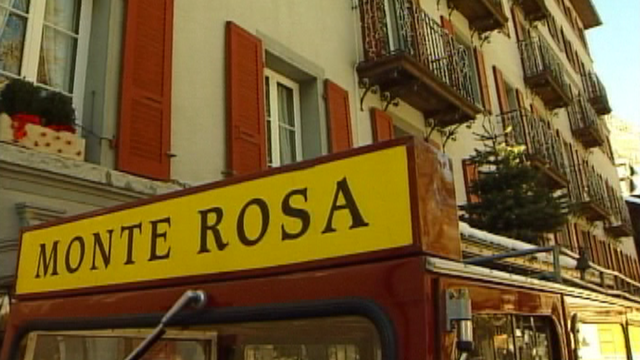 Hôtel Monte Rosa [RTS]