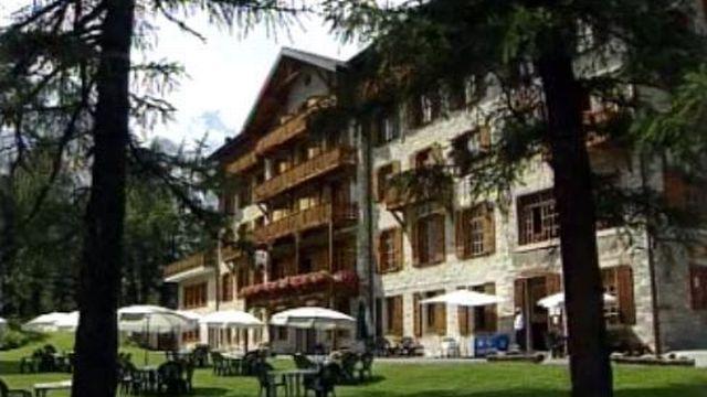 L'hôtel Kurhaus [RTS]