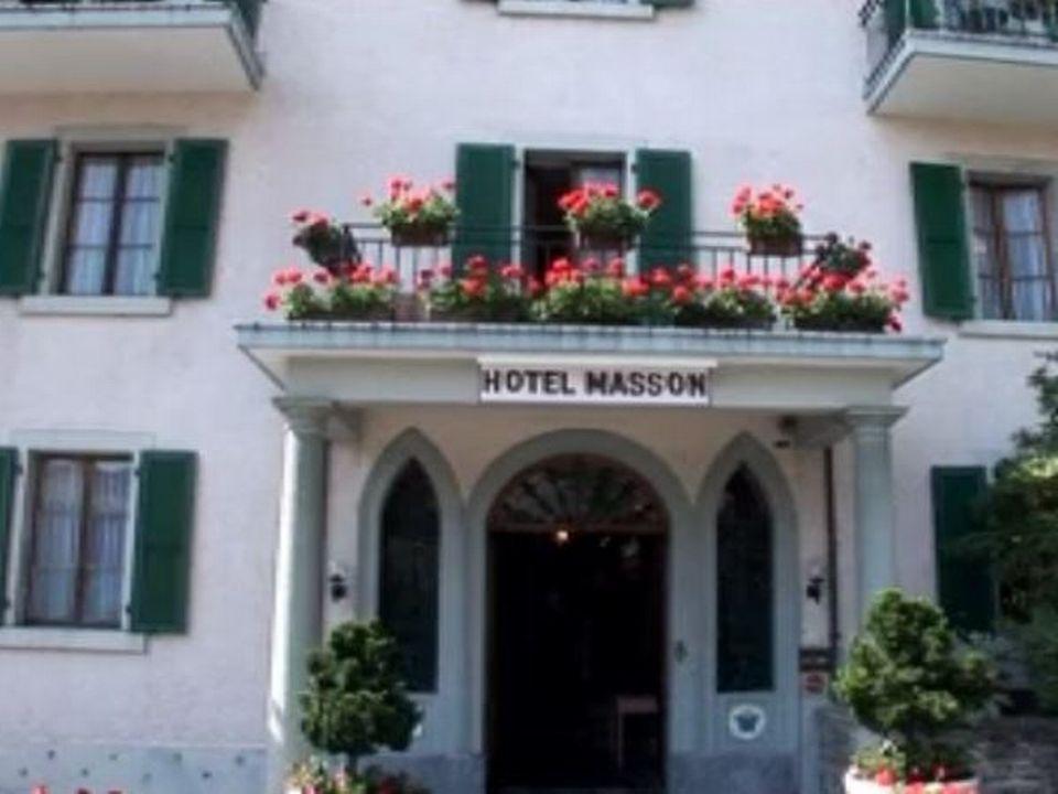 L'hôtel Masson [RTS]