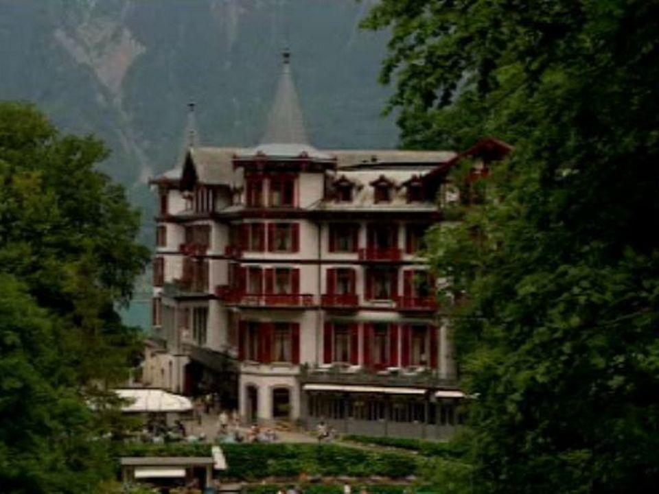 Le Grandhôtel Giessbach [RTS]
