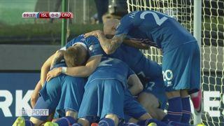 Qualifs CDM 2018: Islande – Croatie 1-0, le résumé du match [RTS]