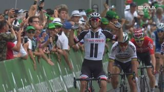 3e étape: Michael Matthews (AUS) s'impose devant Peter Sagan (SLO) et John Degenkolb (ALL) [RTS]