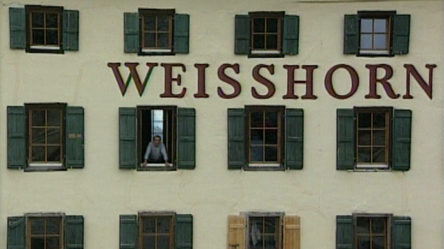 L'hôtel Weisshorn [RTS]